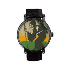 Witch Wrist Watch