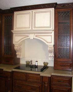 dimensions of kitchen wooden range hoods raised arch wood range
