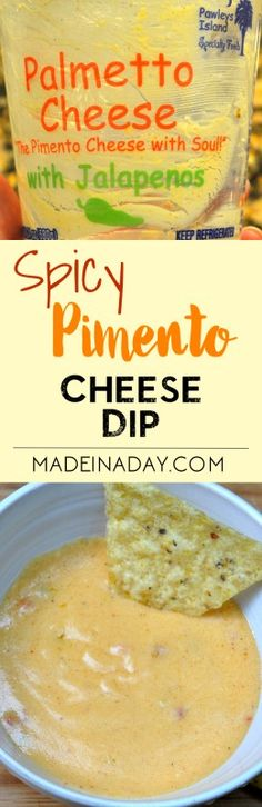 Spicy Pimento Chees
