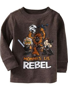 """Star Wars™ """"Mommy's Lil' Rebel"""", awesome!"""