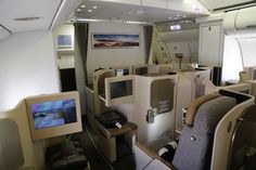 Flying Business Class on Etihad Airways and get pampered.