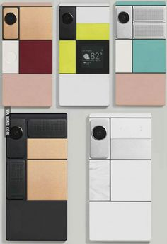Google project ARA, the modular phone. who is looking forward for this??