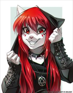 Beatz, female, nice, punky, aggressive, loyal, favorites colors are red and black. Her type is punk. No mate, no kids, no crush. Played by: Icebear