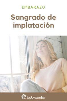 8755f6aa1 Sangrado de implantación - BabyCenter en Español Haz clic sobre la imagen  para que conozcas todo sobre el sangrado de implantación y cómo  diferenciarlo de ...
