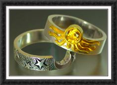 awesome ring[sister ring]. Yo sis, I like these. We should get.