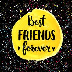 Find Best Friends Forever Hand Lettering Quote stock images in HD and millions of other royalty-free stock photos, illustrations and vectors in the Shutterstock collection. Friends Group Images, Friends Group Photo, Best Friend Images, Friends Image, Best Friends Forever Quotes, Best Friend Quotes, My Best Friend, Best Whatsapp Dp, Whatsapp Dp Images
