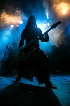 Ghoul Bassist / Ghost. Live @ The Hi-Fi, Melbourne 22/01/13 - Music News, Reviews, Interviews and Culture - Music Feeds