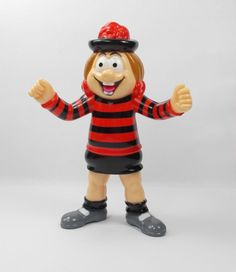 The Beano - Minnie the Minx - Toy Figure