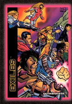 Exiles (Ultraverse '93)