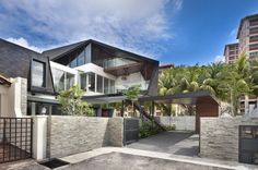 Jalan Binchang House by A D Lab
