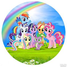 Best Birthday Surprise Ideas Friendship My Little Pony Ideas