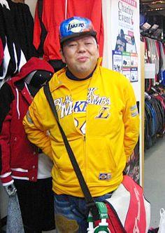 【新宿2号店】 2014年3月15日 またまた、タノウチ様にご登場いただきました!!いつもNBAコーディネートがバッチリですね!またお待ちしておりますm(_ _)m