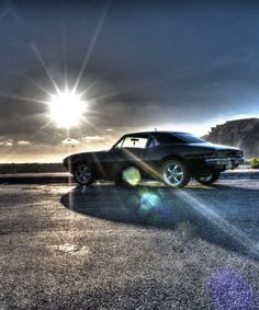 "Damn! This 1967 Pontiac Firebird ""Sky"" is mind blowing. Click the link for #autoawesomeness #SupercarSunday"
