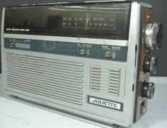 Juliette AM/FM Clock Radio
