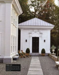 Robert Couturier's library, adjacent to his Connecticut home, is   built around an 18th-century doorway from a Federal house in Newport, R.i.