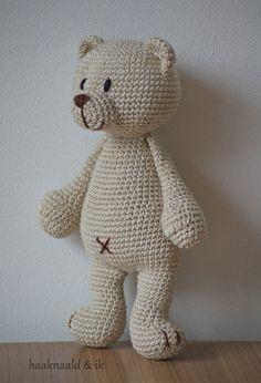 Crochet pattern Babu Buster Happy Horse.