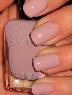Zoya - Kennedy Love this nail color