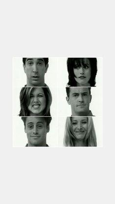 Lockscreen - F.R.I.E.N.D.S - Friends - Series - Tv Show