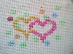 this pin was discovered by Cross Stitch Designs, Cross Stitch Patterns, Lily, Embroidery, Bookmarks, Hand Embroidery Stitches, Craft, Towels, Cross Stitch Heart