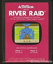 River Raid was awesome.