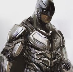 'Batman v Superman' concept art reveals hi-tech Batsuit that was scrapped for the classic look - Batman News Batman Cartoon, I Am Batman, Batman Dark, Batman The Dark Knight, Batman Vs Superman, Batman Arkham, Marvel Dc Comics, Batman Suit, Batman Concept Art