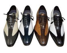 Mezlan # LP31 σε AlligatorWorld.com - Εξωτικά δέρματος Παπούτσια