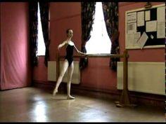 Mundo Bailarinístico - Blog de ballet: Passos de Ballet - Petit Battement Jeté