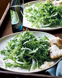 Arugula-Fennel Salad Recipe on Food & Wine