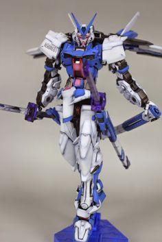 MG Gundam Astray Red Frame Kai - Painted Build Modeled by blackheart Gundam Toys, Gundam Art, Astray Red Frame, Armored Core, Gundam Astray, Gundam Wallpapers, Gundam Seed, Anime Figurines, Custom Gundam