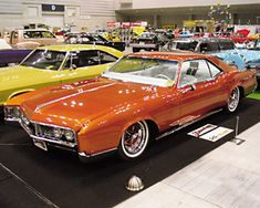 Buick Blackhawk | Buick Riviera Classics 1963 -1973 Buick Riviera Gallery ...