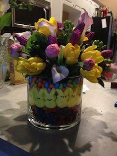 Yummy arrangement!