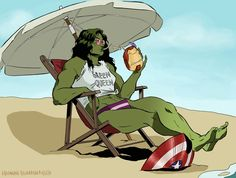 civil what now? — She-Hulk - Top SuperHeroes Comic Book Characters, Comic Character, Comic Books Art, Comic Art, Marvel Girls, Comics Girls, Marvel Dc Comics, Marvel Avengers, Marvel Universe