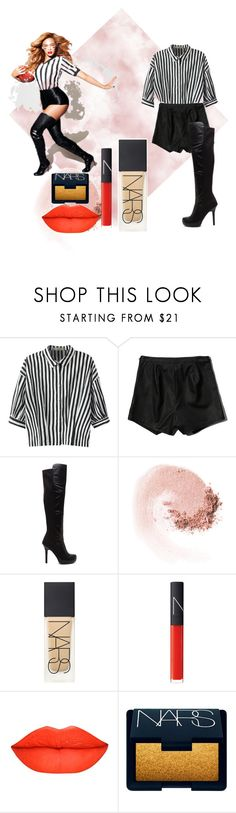 """Queen Bey"" by amanda-evangelista-mattiuzzo ❤ liked on Polyvore featuring mode, Relaxfeel, Abercrombie & Fitch, NARS Cosmetics, women's clothing, women, female, woman, misses et juniors"