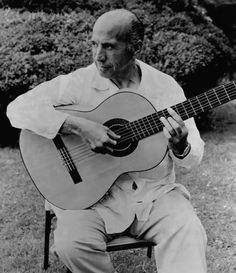 Carlos Montoya, flamenco guitarist