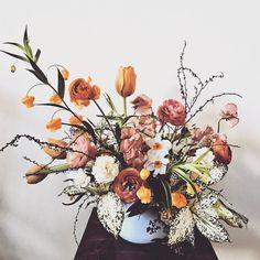 Wild Folk \\ Florist + Art Direction