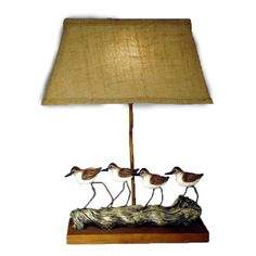 "Found it at Wayfair - Shorebirds 25"" Table Lamp"