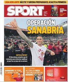 Rassegna stampa estera: Barcellona su un giocatore della Roma - http://www.maidirecalcio.com/2016/06/06/rassegna-stampa-barcellona-roma.html
