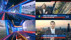 News Broadcast (News) #Envato #Videohive #aftereffects
