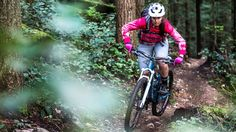Shred School: Rules from the Pros on How to Become a Better Mountain Biker   Outside Online