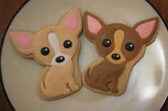 ChihuahuaCookies -TheHungryHippopotamus' on Flickr.