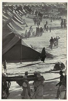 Kurukshetra, India. Henri Cartier-Bresson. 1948