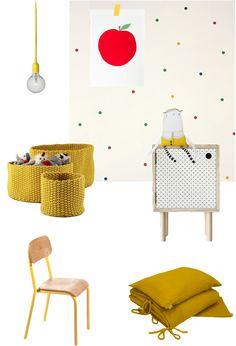 Yellow baby room decor ideas   Ebabee Likes