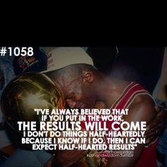 Words from the Legend, the Best there ever has been!!!