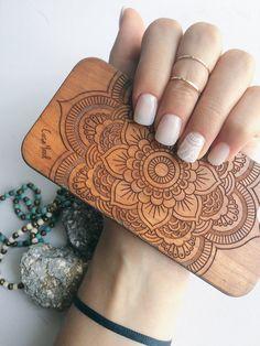 Mandala case Mandala nails
