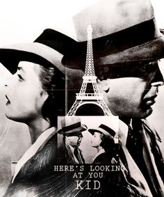 Casablanca style.... (can't believe i haven't seen it yet!)