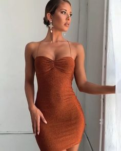 Sexy Body con Sweetheart Open Back Spaghetti Straps Mini Prom Dresses,Sparkly Evening Party Dress · Grace Girls Dress · Online Store Powered by Storenvy Tight Dresses, Simple Dresses, Sexy Dresses, Cute Dresses, Fashion Dresses, Girls Dresses, Fashion Clothes, Sparkly Prom Dresses, Homecoming Dresses