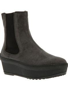 TOD S - platform chelsea boots 6