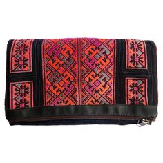 The Luxe Project Vintage Design, Baggage, Christmas Presents, Clutch Bag, Clutches, Fashion Accessories, Textiles, Embroidery, Wallet