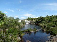 Cachoeira Grande - Serra do Cipó - MG