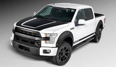 Ford F-150 Roush, blanco y negro para la camioneta - http://www.actualidadmotor.com/ford-f-150-roush-blanco-y-negro-para-la-camioneta/